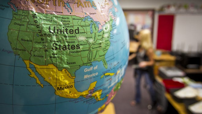 Almost every grade level improved on the math and reading portions of AzMERIT during the 2016-17 school year by a handful of percentage points, according unofficial statewide results.