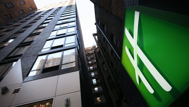 A renovated Holiday Inn is shown Nov. 10, 2008 in New York.
