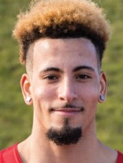 Olympic College sophomore Kevin Dudley was named the NWAC men's track and field athlete of the week on Thursday.