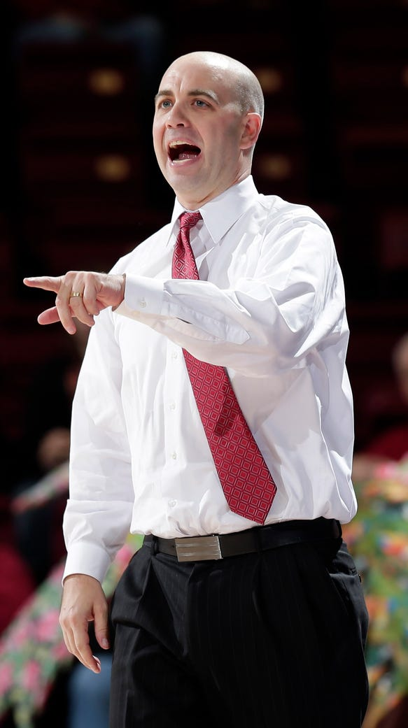 USD men's coach Craig Smith will be hoping to keep