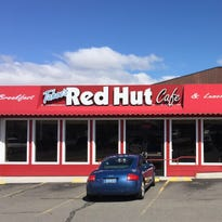 Breakfast? Lunch? Doing both all day at Red Hut Cafe