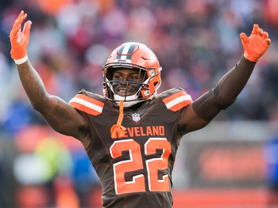 Giants acquire Jabrill Peppers: 5 things to know about their newest safety