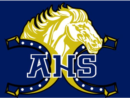 Avoyelles Mustangs logo