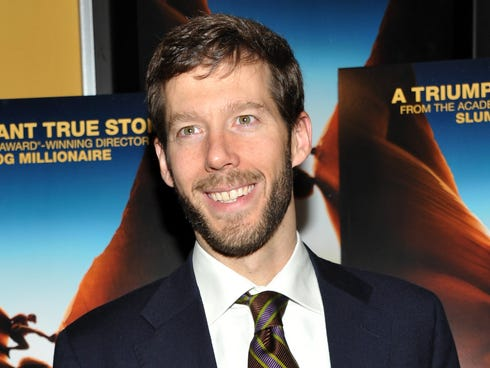 Aron Ralston, author and subject of the film