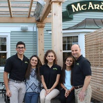 McArdle's is more than an Irish pub, restaurateur says