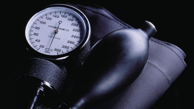 High blood pressure has been linked to strokes and heart attacks.