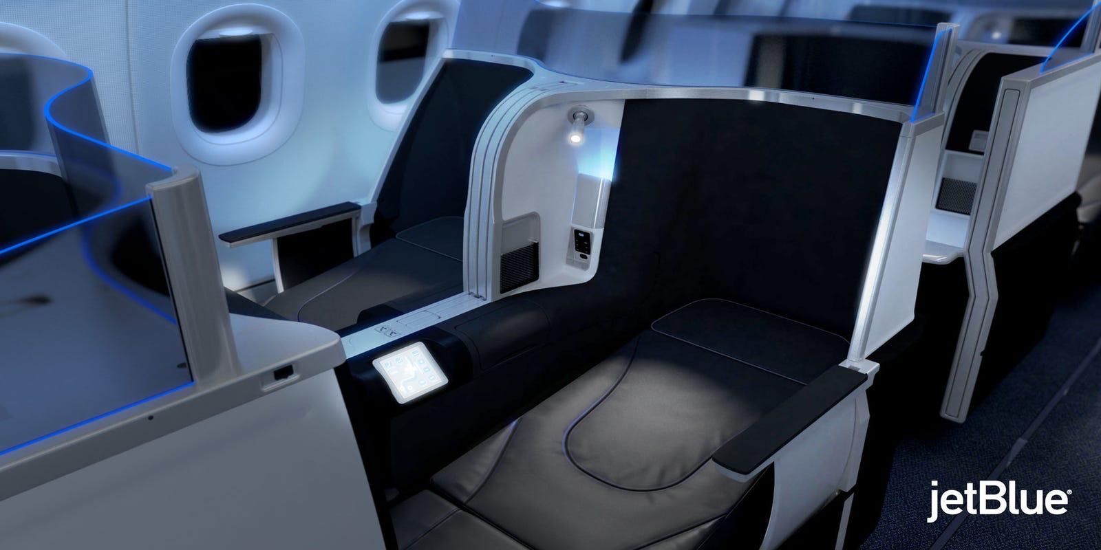 JetBlue Launches Premium Brand Called Mint