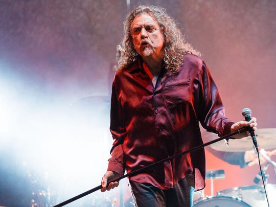 Robert Plant & the Sensational Space Shifters will perform on Sept. 22 at Old National Centre.