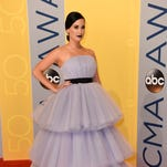 CMA Awards: The best of red carpet fashion