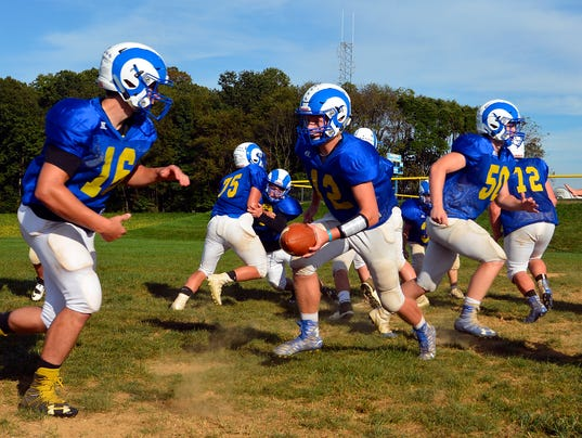 Kennard-Dale preps for Bulldogs