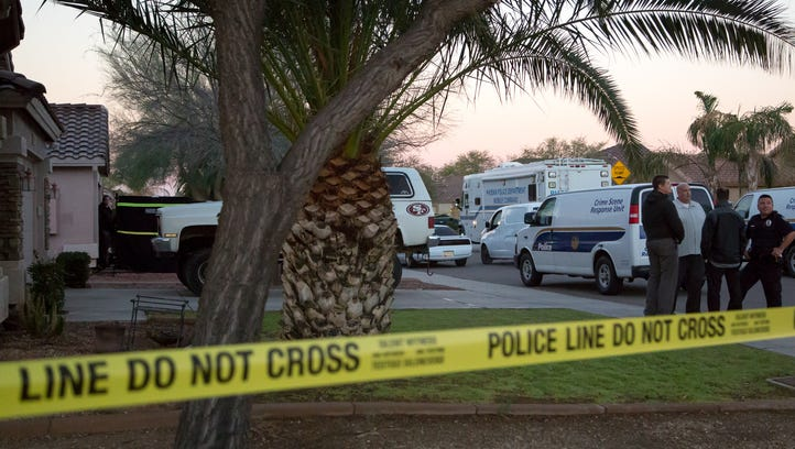 As murder rate rises in Phoenix, the number of unsolved cases is growing, too