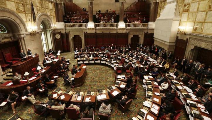 Armed teachers in schools? N.Y. lawmakers want to ban it