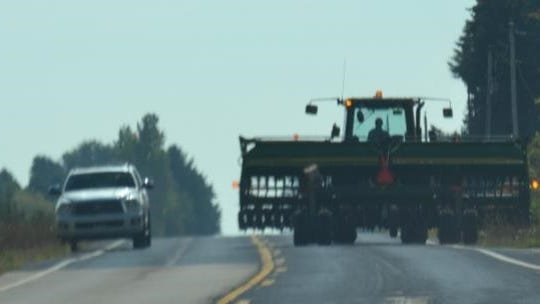 Changing laws will affect farm operators and drivers on the roads.