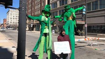 National #MeetAMuslim group used Milwaukee's St. Patrick's Day Parade to debunk misconceptions