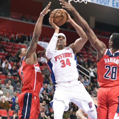 Beard: Pistons in need of new route to get to playoffs