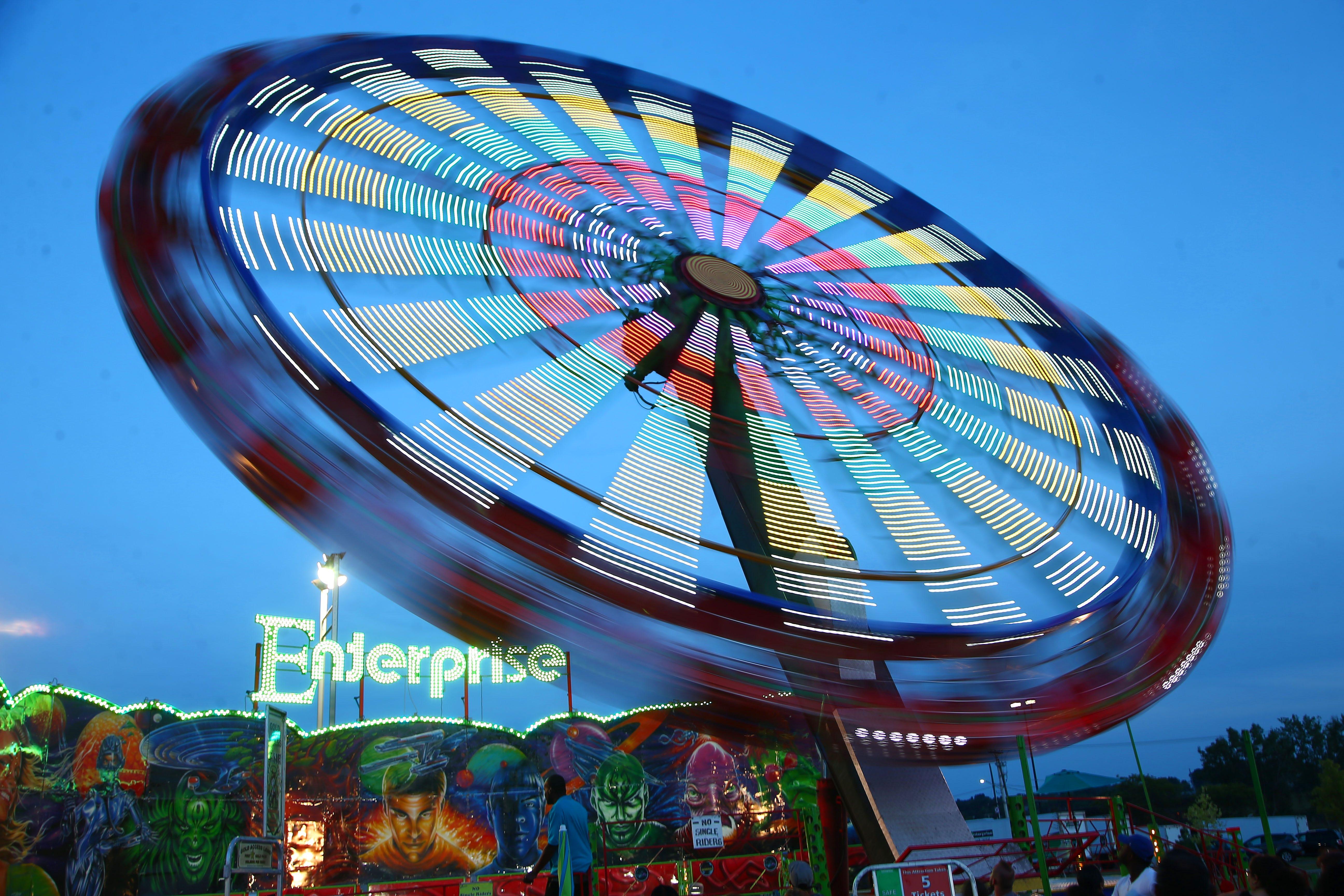 Syracuse state fair rides prizes