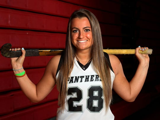 Samantha Giordano of Bridgewater-Raritan High School is the Courier News field hockey Player of the Year.