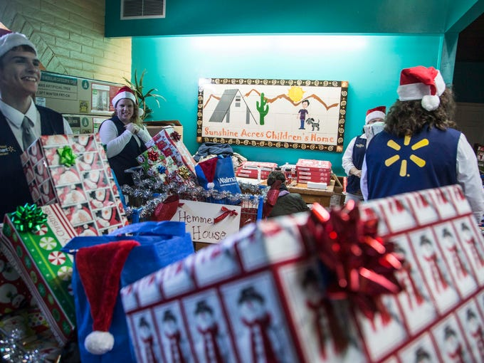 photos christmas gifts for sunshine acres in mesa