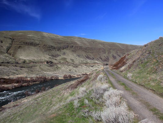 Lower Deschutes River Trail