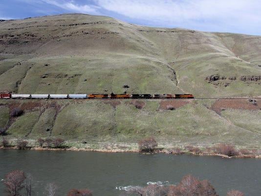 Lower Deschutes River Trail