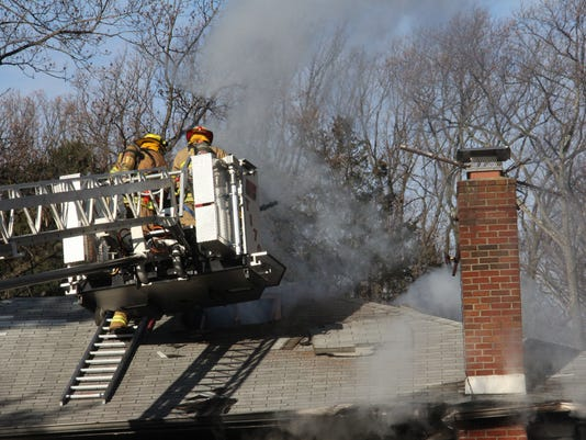 Middletown house fire