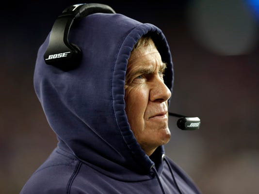 NFL: AFC Championship-Indianapolis Colts at New England Patriots