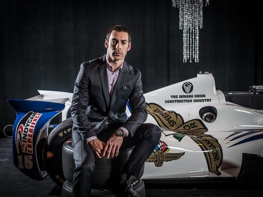 Rev honorary chairman Simon Pagenaud, IndyCar driver and GrandPrix of Indianapolis 2014 Champion, is also a food and wine lover.