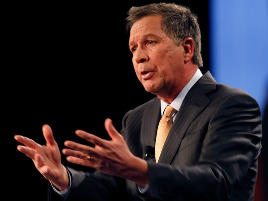 Ohio Gov. John Kasich delivers his State of the State