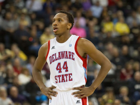 NCAA Basketball: Delaware State at Wake Forest