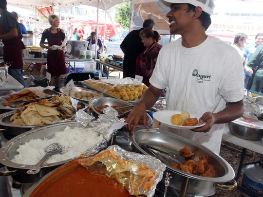 The 31st annual India Fest takes place April 7 in Estero.