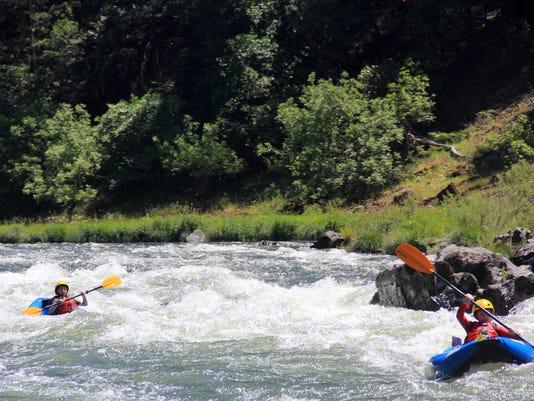 Journeys Salem Oregon >> Rogue River offers Oregon's best family vacation