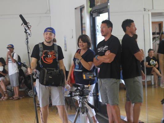 The-I-AM-CHAMORRO-fillm-crew-enjoy-the-final-filming