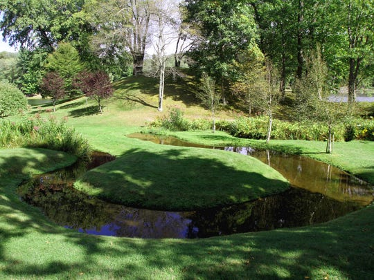 innisfree garden in millbrook ny is one of the best - Innisfree Garden