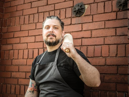 Former Cerulean pastry chef Peter Schmutte opens Leviathan Bake House in early 2020 at 1101 N. College Ave., near Mass Ave.