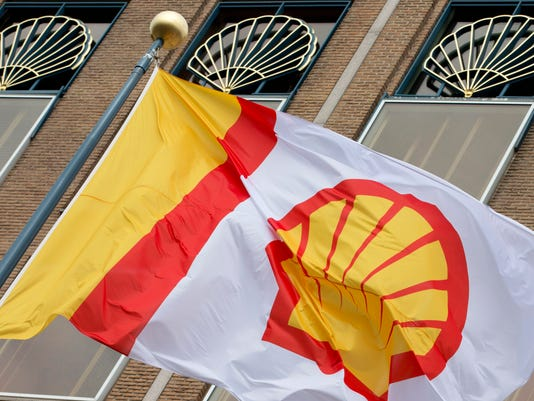 Britain Earns Shell