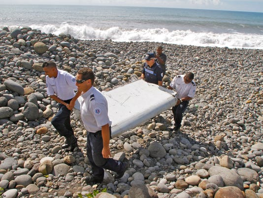 Missing Malaysian Plane Photo Gallery