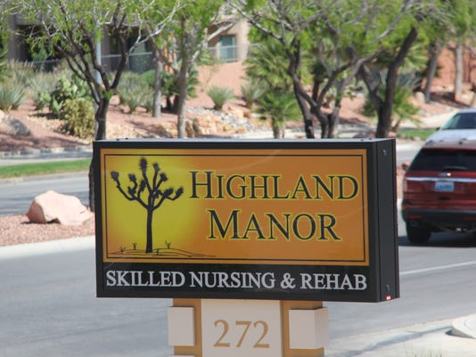 Highland Manor honored 3