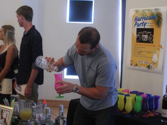 The Hurricane Party and Rum Drink Competition will benefit The Heights Foundation  on Aug. 21. Bartenders will compete for the best cocktail and guests may sample and vote for their favorite.