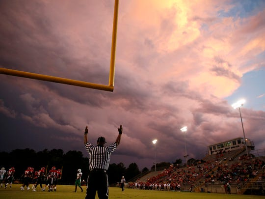 As some refs strike over pay, Big Bend and Quincy officials opt to work