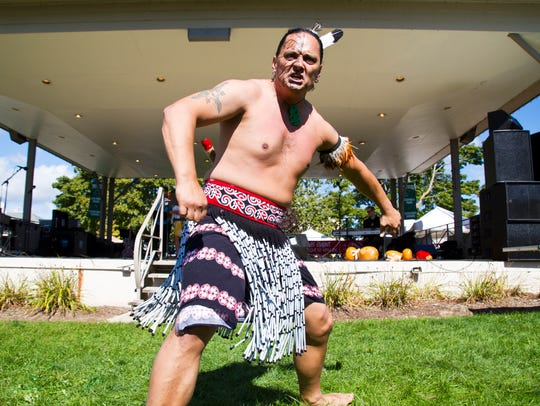 Two Rivers holds the 26th annual Ethnic Fest Saturday.