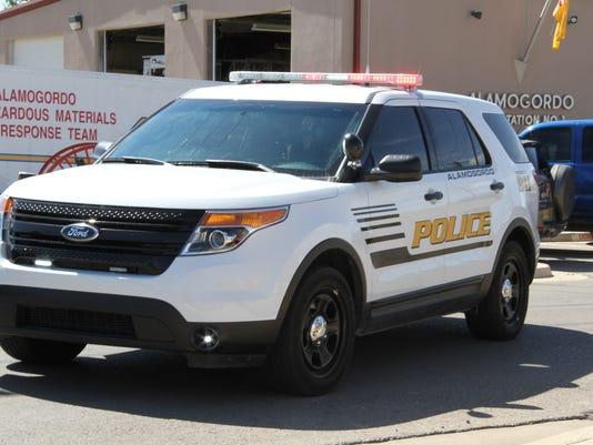 Alamogordo police logs