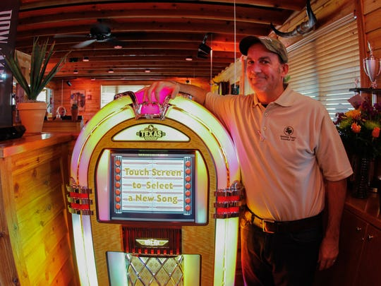 Todd Cunningham is managing partner of the recently opened Texas Roadhouse in Surprise.