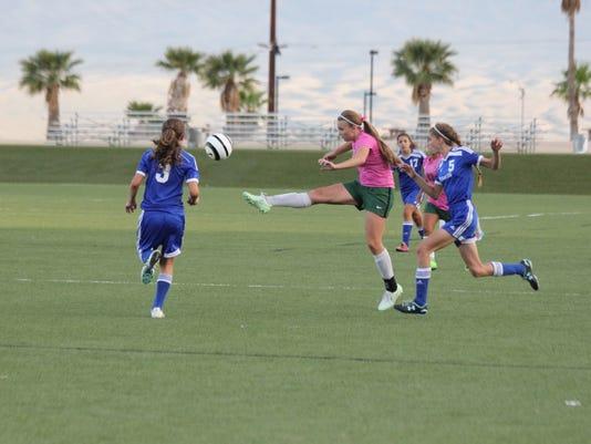 Virgin Valley girls soccer
