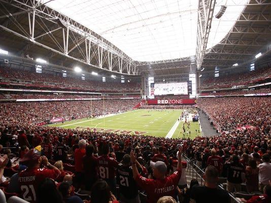 Rams vs Cardinals 2015