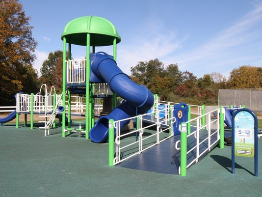 ASB 1015 Freehold special needs playground