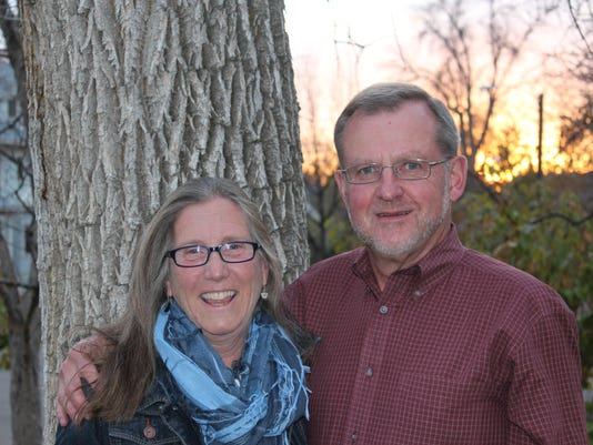Jim and Jane Weber