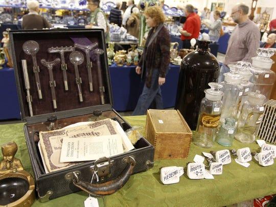 The Antique Festival of the Ozarks returns to the Ozark Empire Fairgrounds E-Plex in October.