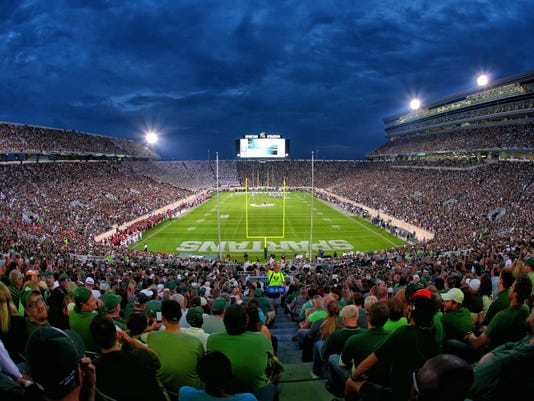 NCAA Football: Jacksonville State at Michigan State