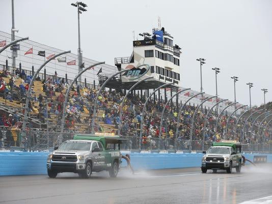 Dale Earnhardt Jr  wins rain-shortened NASCAR Sprint Cup