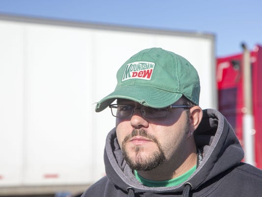 Trucker shortage means thousands of available jobs